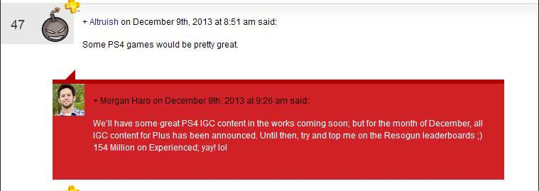 PlayStation Plus Abonnenten erhalten im Dezember kein kostenloses Spiel