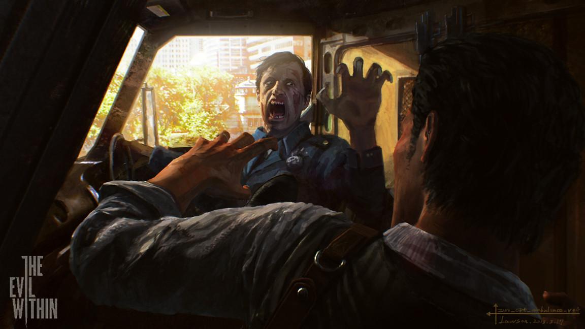 The Evil Within erscheint am 29. August 2014