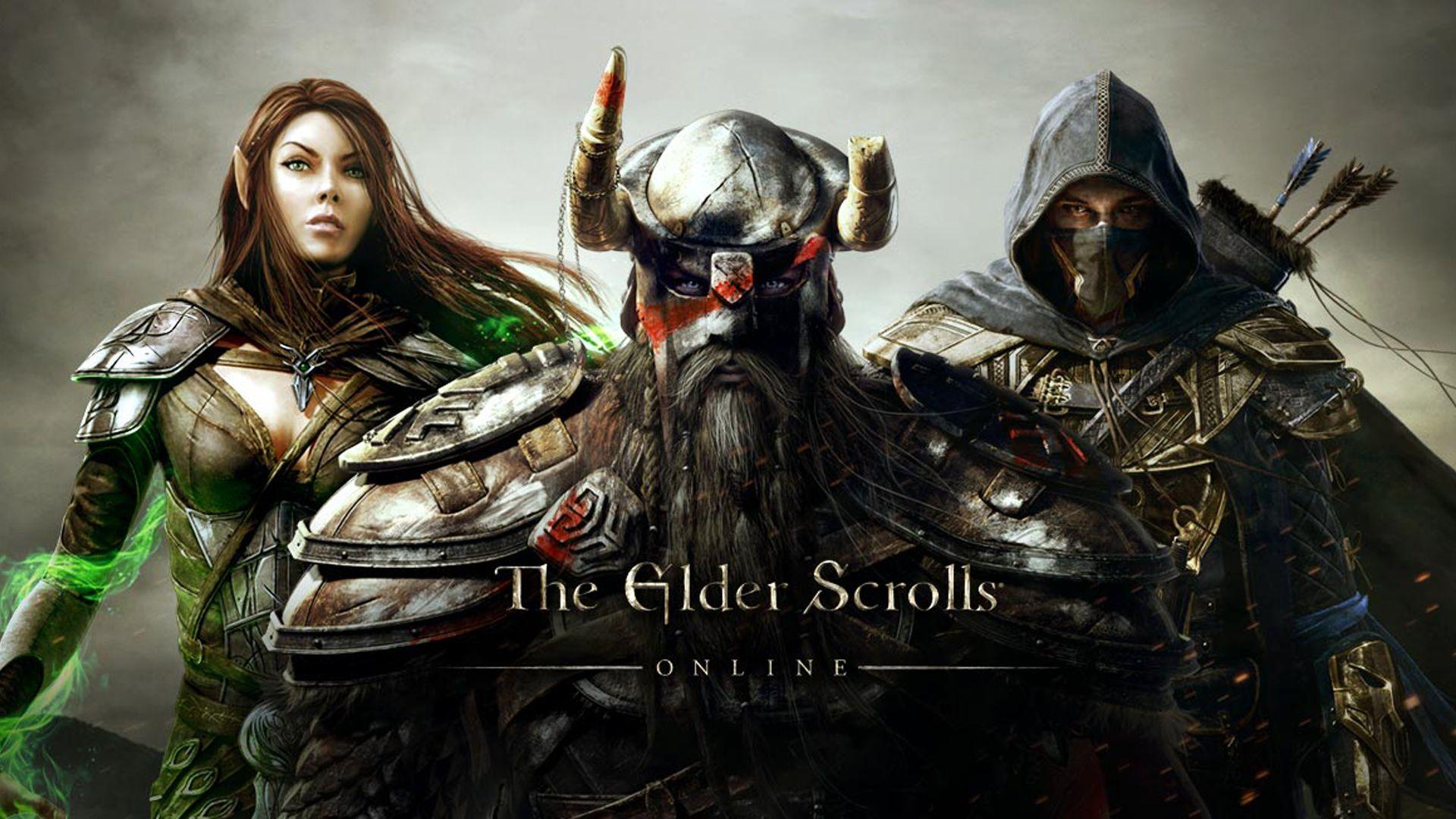 The Elder Scrolls Online Tamriel Unlimited Patch mit 15GB veröffentlicht