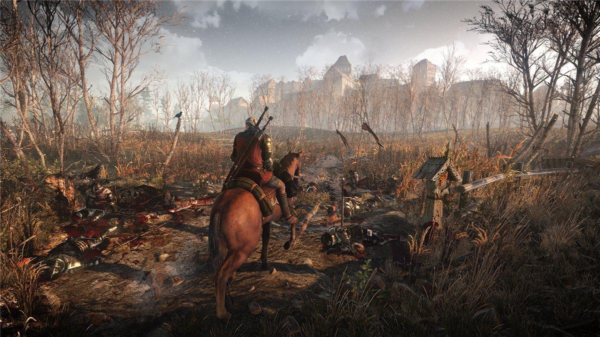 Drei neue Screenshots zu The Witcher 3 Wild Hunt veröffentlicht