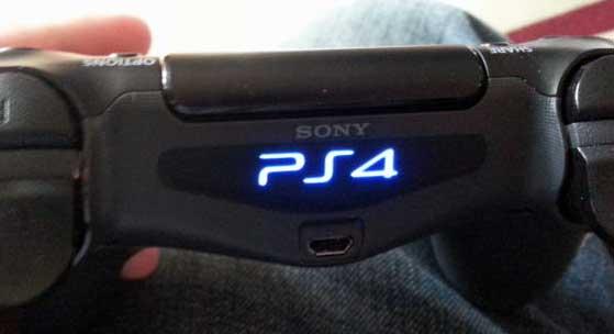 Random Time! Sticker für die DualShock 4 Lightbar gesichtet