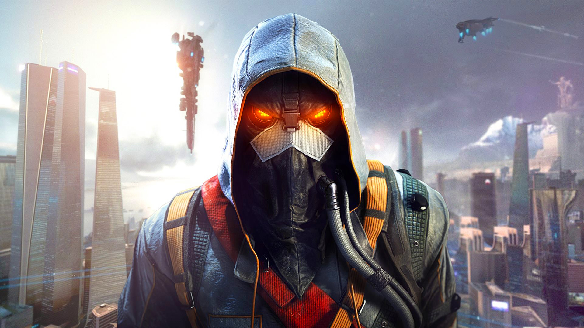 "Killzone Shadow Fall mit neuer kostenloser Multiplayer-Map ""The Canyon"""