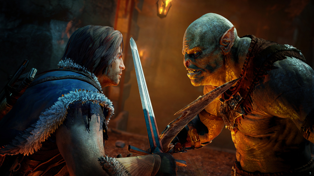 Mittelerde Mordors Schatten Game of the Year Edition gesichtet