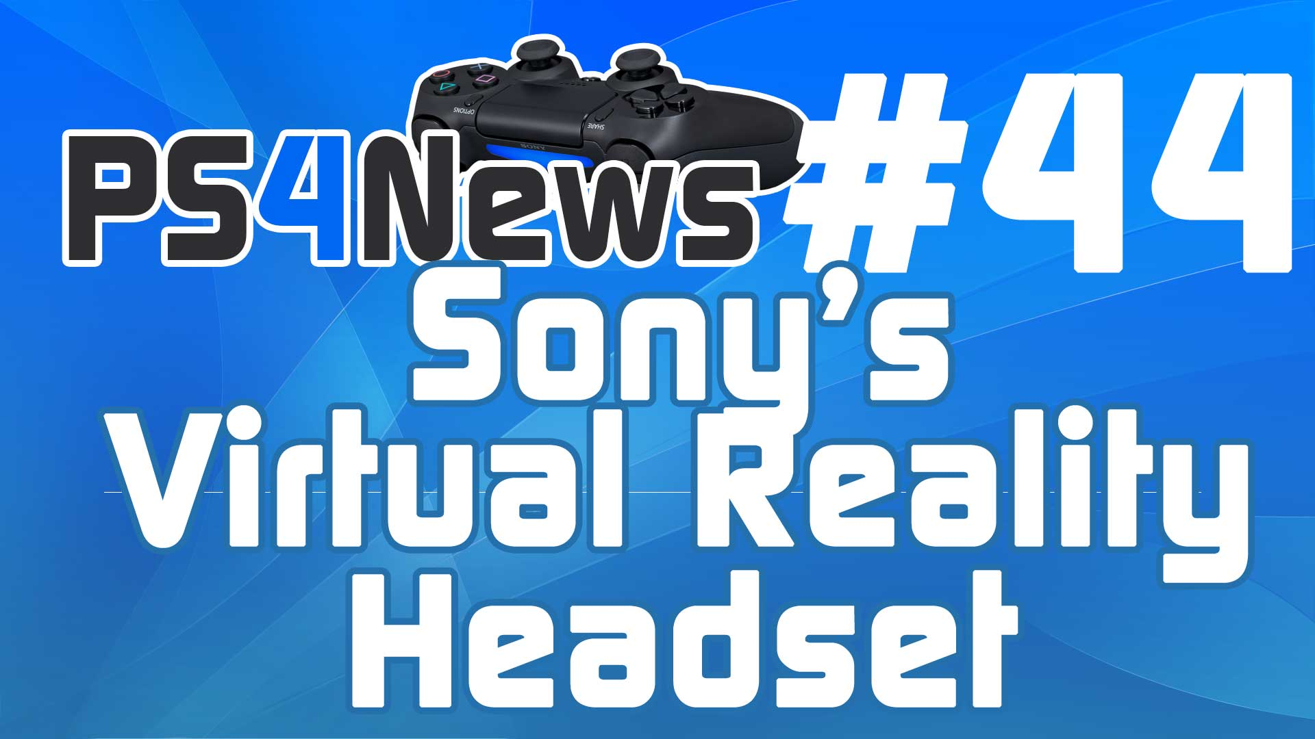 Sony's Virtual Reality Headset – DriveClub Termin uvm.