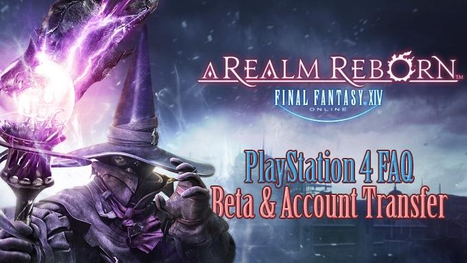 Final Fantasy XIV A Realm Reborn: Neue Infos zur BETA und neuer Trailer