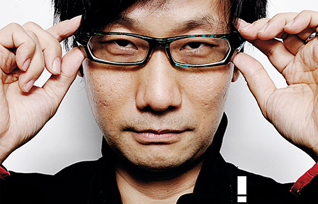 Hideo Kojima am 13. März im Interview-Livestream auf Twitch