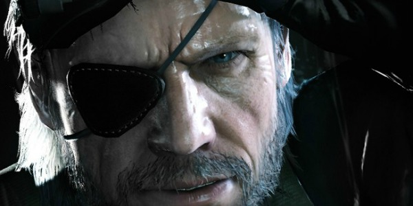 Gamescom 2014: Metal Gear Solid 5 The Phantom Pain Trailer