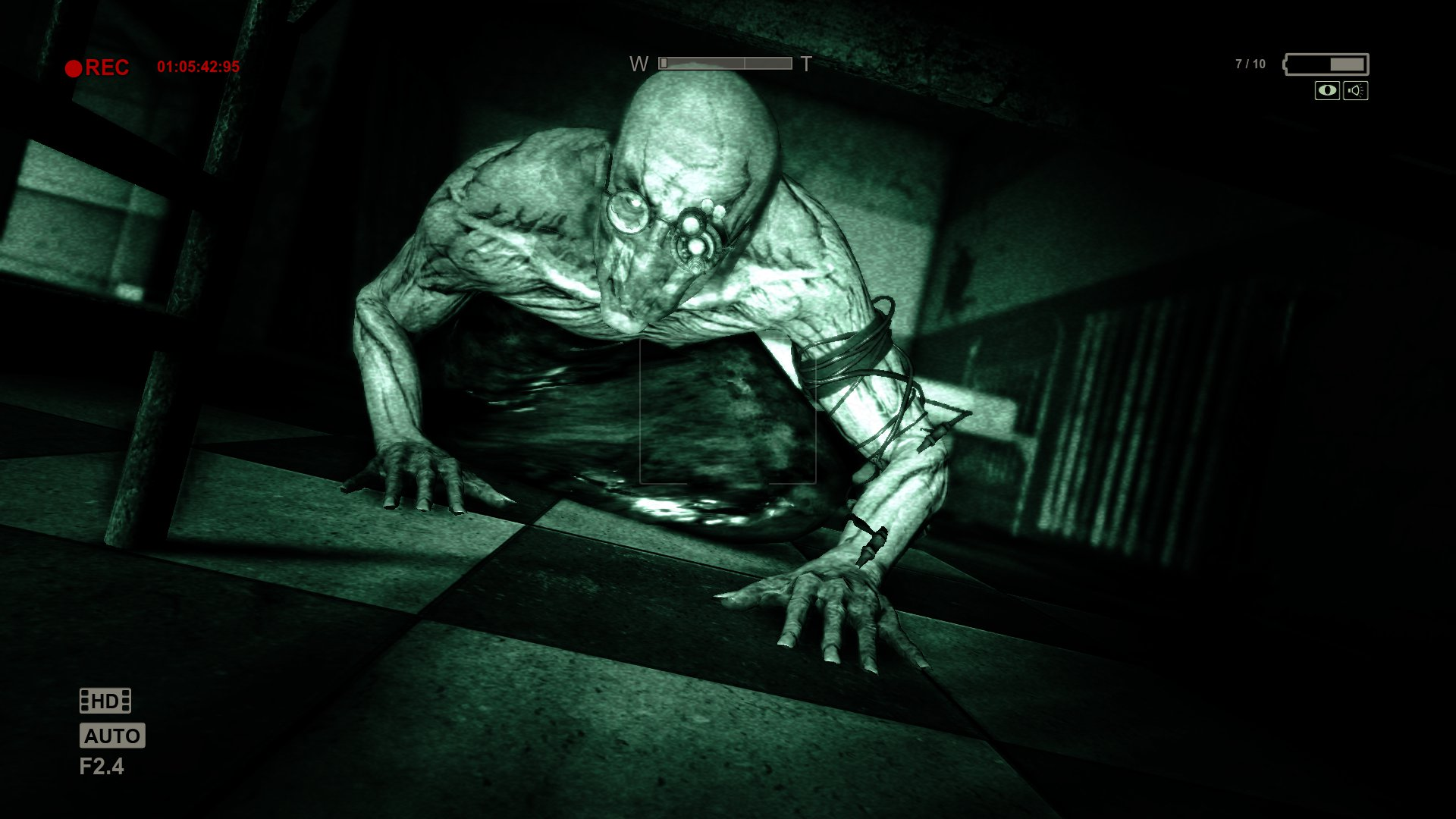 Outlast Test
