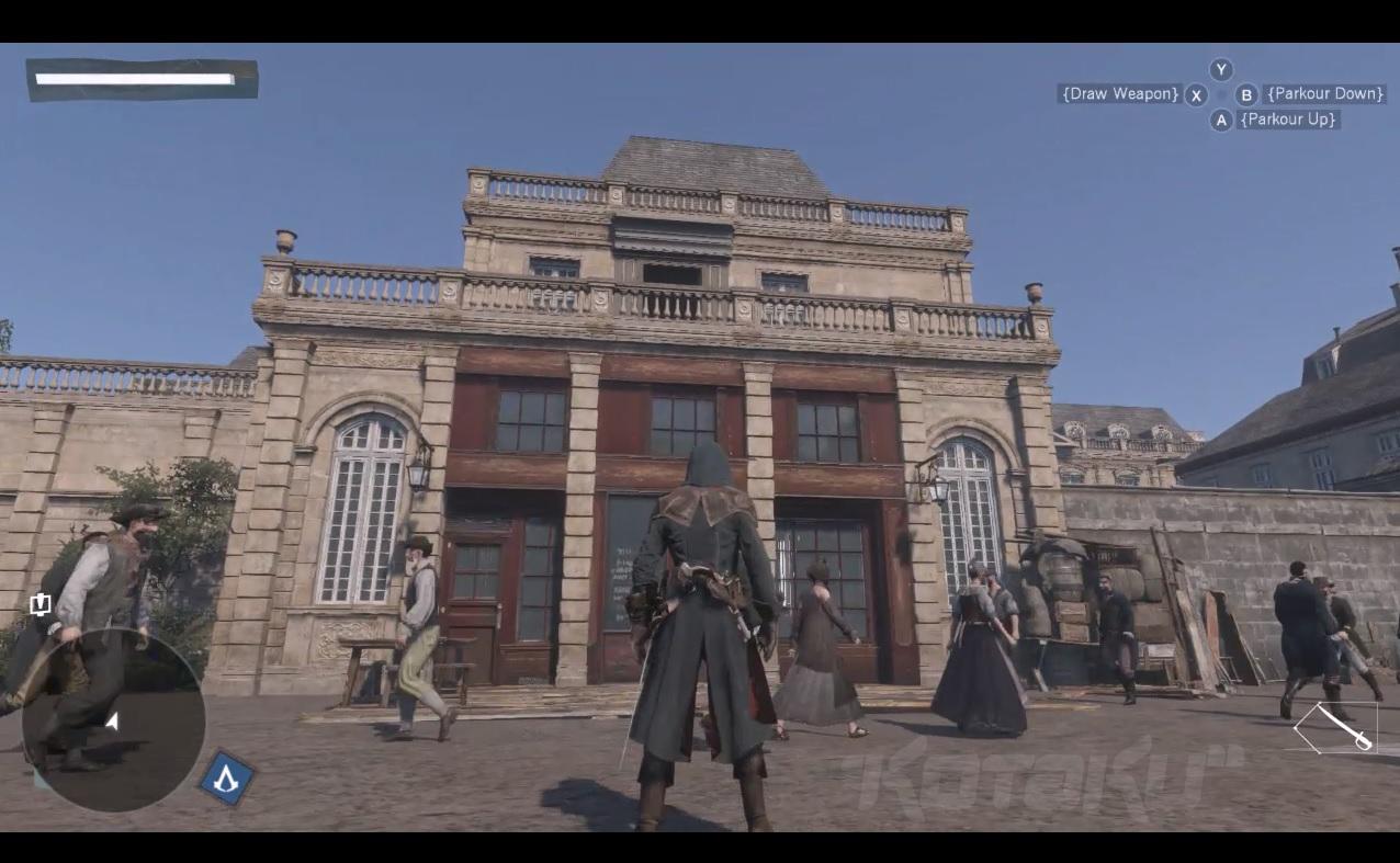Assassins Creed Unity Ubisoft startet die Fehlerbehebung