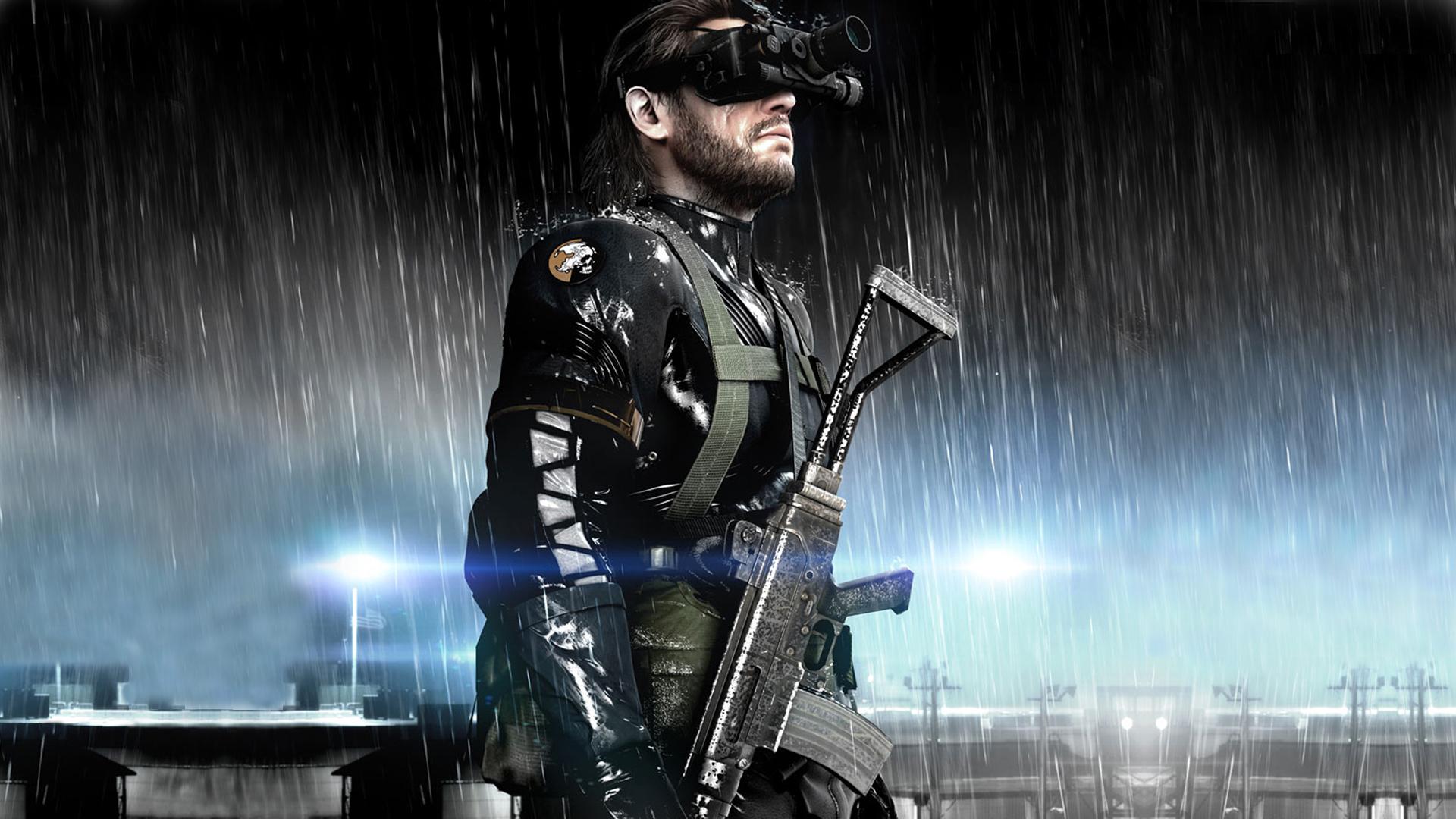 Metal Gear Solid 5 Ground Zeroes: Laut Hideo Kojima eine Art Tutorial zu The Phantom Pain