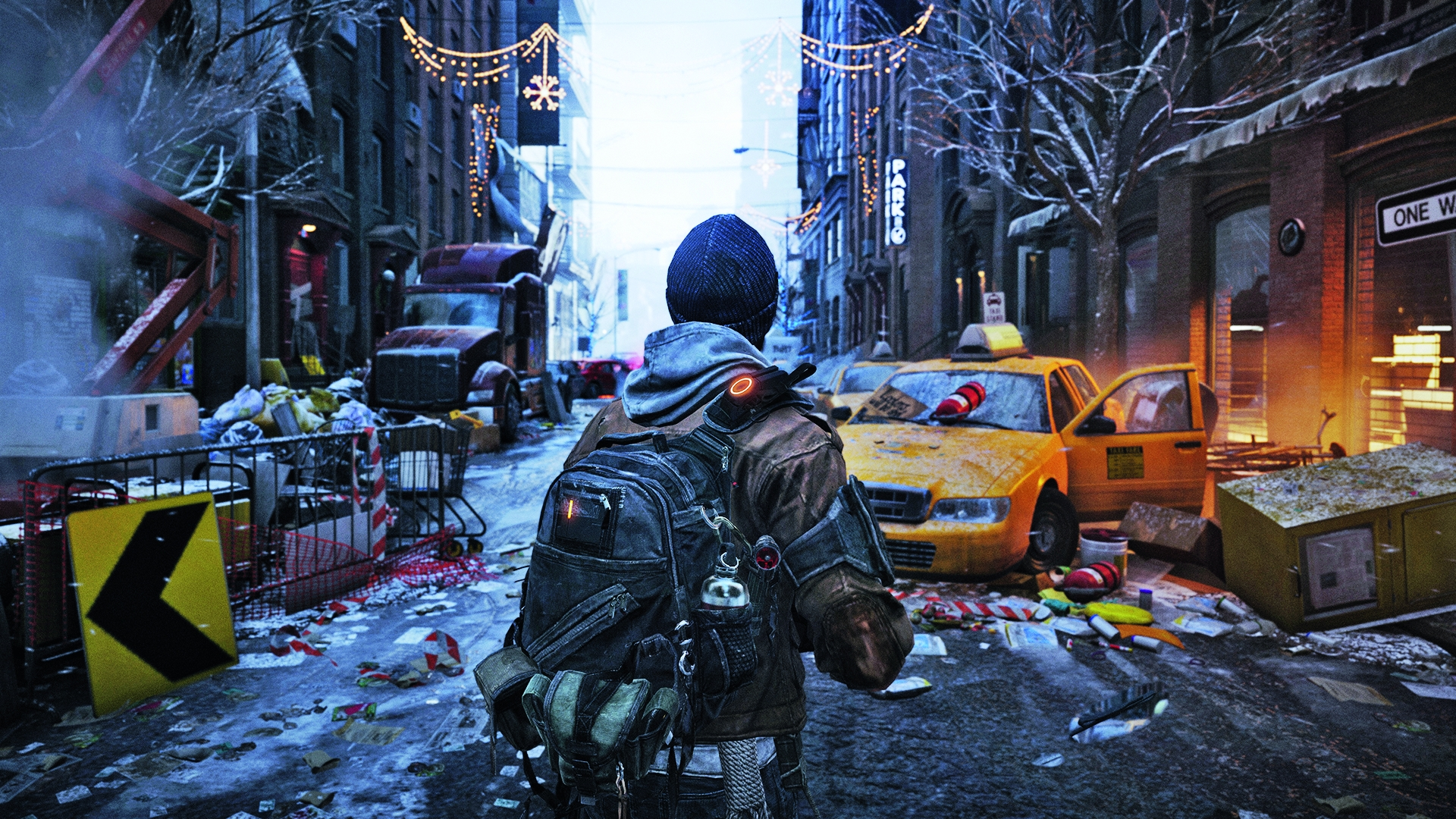 E3 2014: The Division E3 Cinematic Trailer