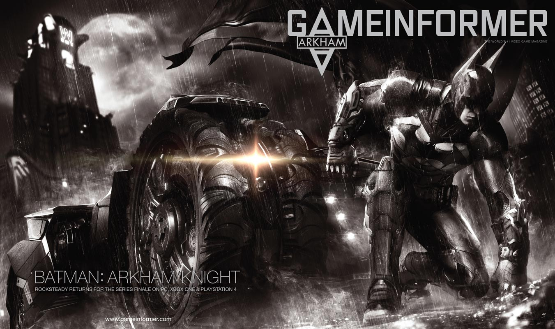 Batman Arkham Knight: Massig neue Infos zum kommenden Batman Abenteuer