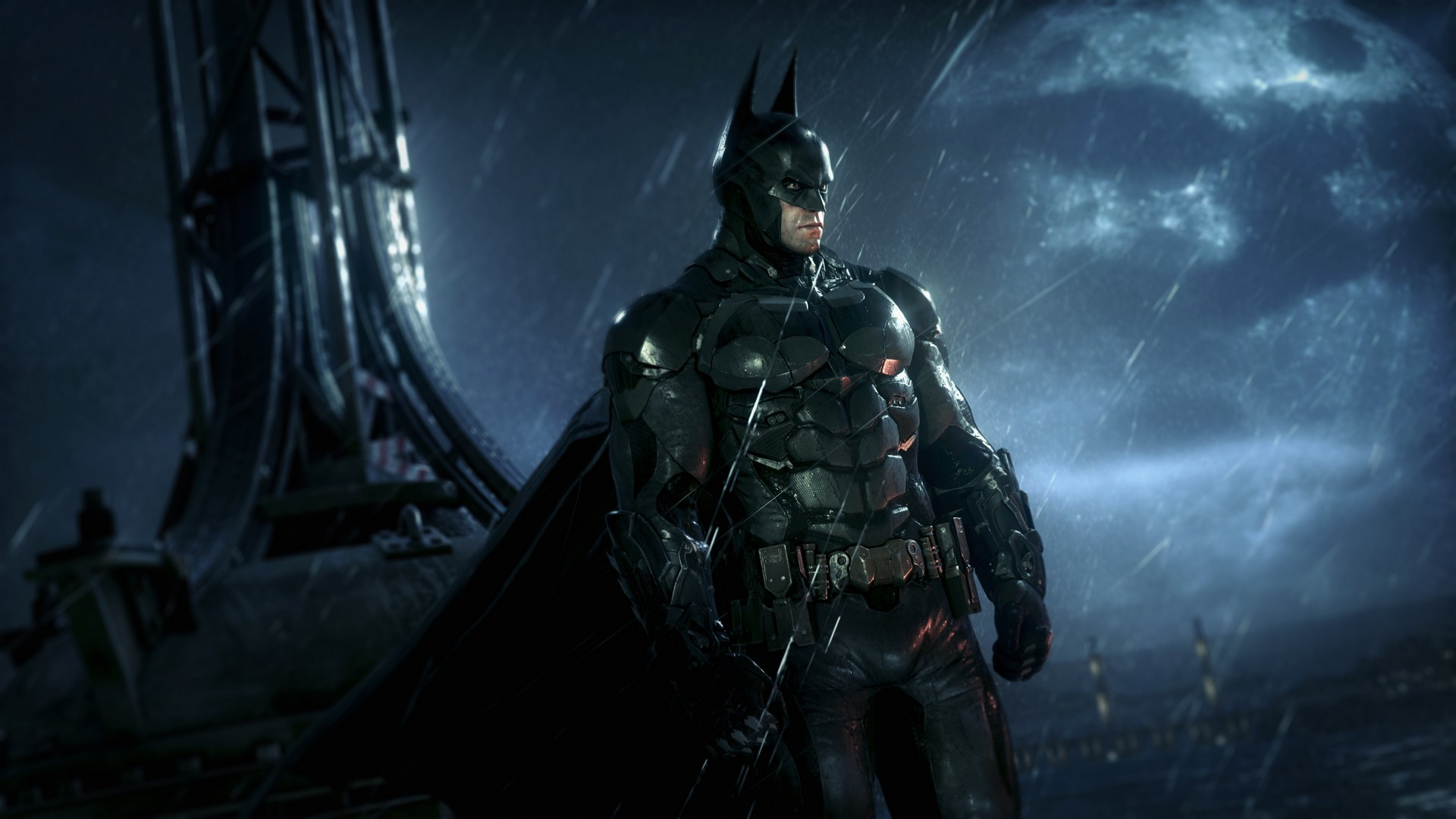 Neue Screenshots zu Batman Arkham Knight