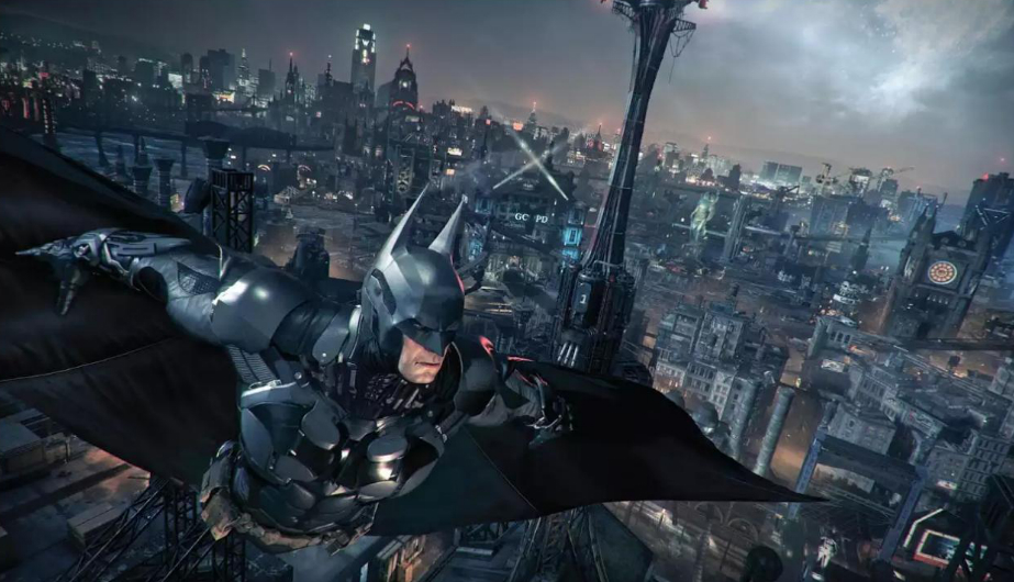 Acht neue Screenshots zu Batman Arkham Knight