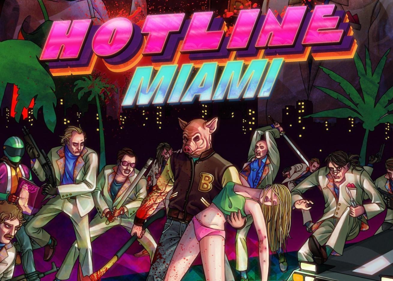 Hotline Miami für PlayStation 4 bestätigt
