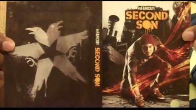 Random Time! So sehen die Wendecover von inFamous Second Son und Metal Gear Solid 5 Ground Zeroes aus