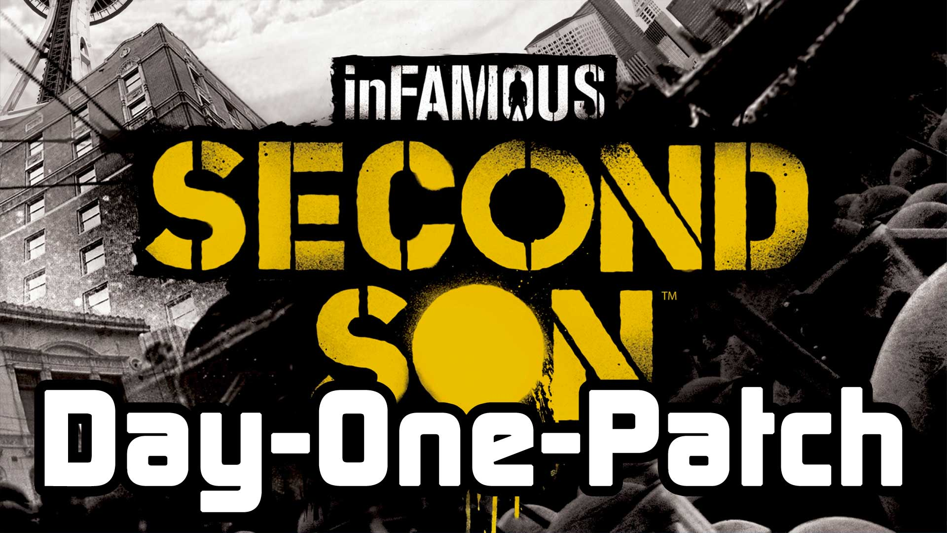 inFamous Second Son Day-One-Patch, Watch Dogs uvm. PS4 News