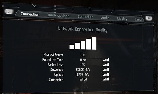 Killzone Shadow Fall: Neuer Patch ermöglicht die Analyse eurer Netzwerkverbindung