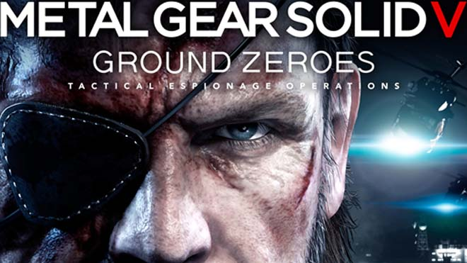 Metal Gear Solid 5 Ground Zeroes Launch-Trailer