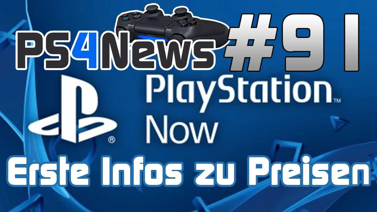 Erste Preise zu PlayStation Now (Gaikai) aufgetaucht