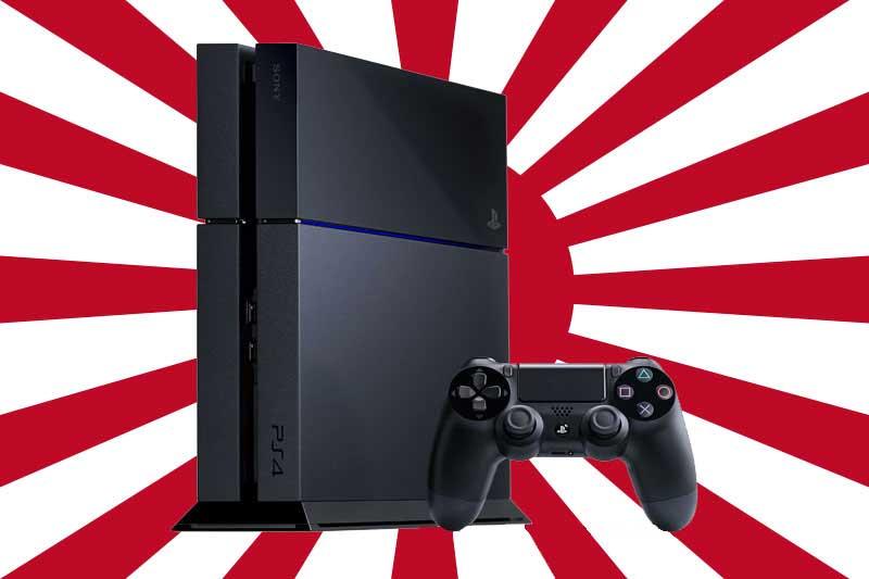 Die aktuellen PlayStation 4 Verkaufszahlen aus Japan 7. – 13. April 2014