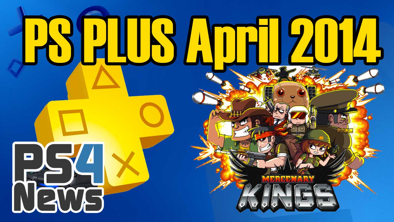Mercanery Kings im April kostenlos über PS Plus für PS4