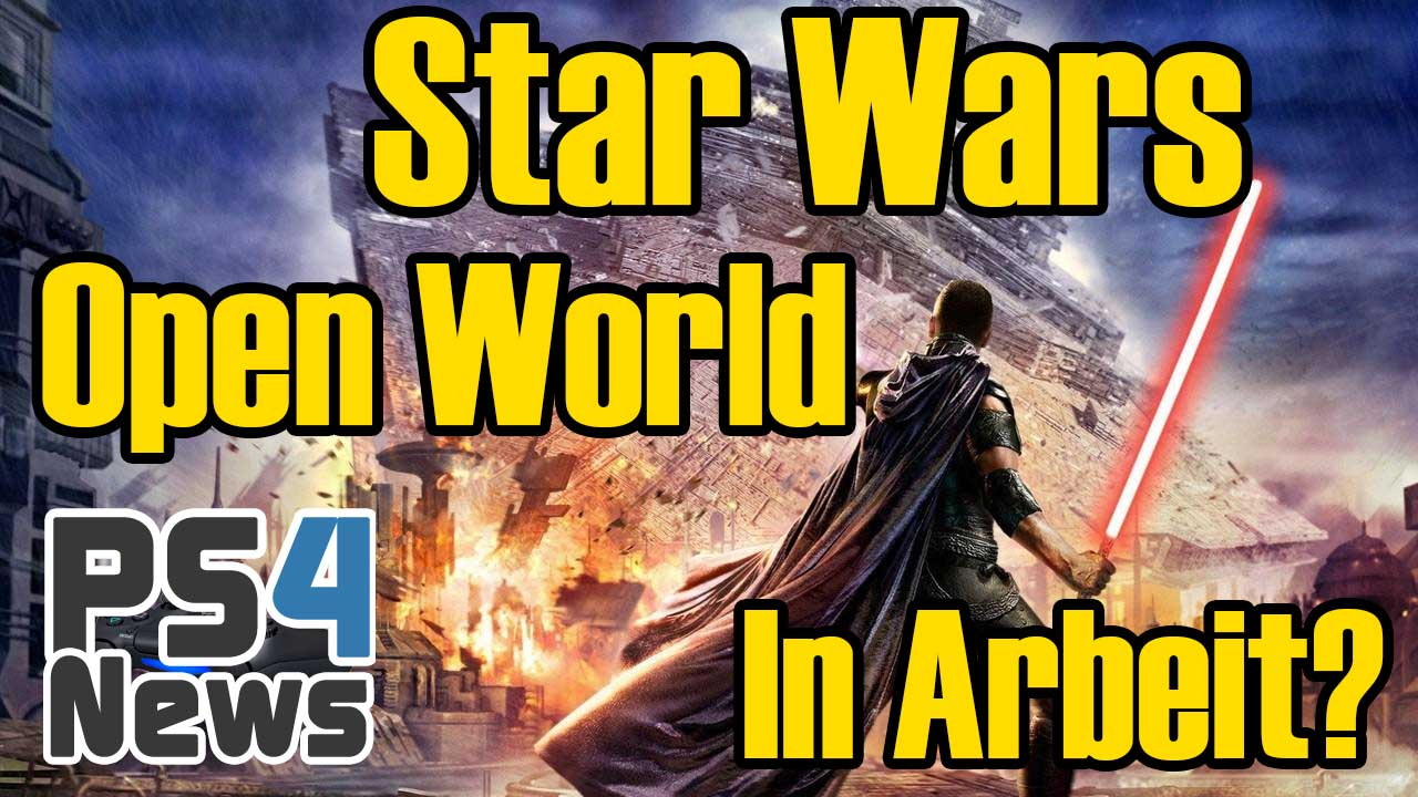 Star Wars Open World Game bei EA Kanada in Arbeit?