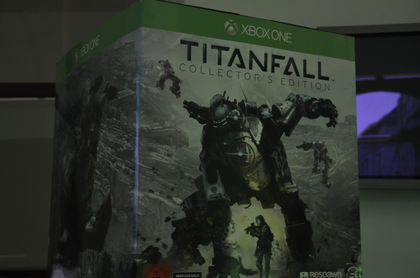 Tellerrand: So feiern EA und Microsoft den Start von Titanfall auf der Xbox One