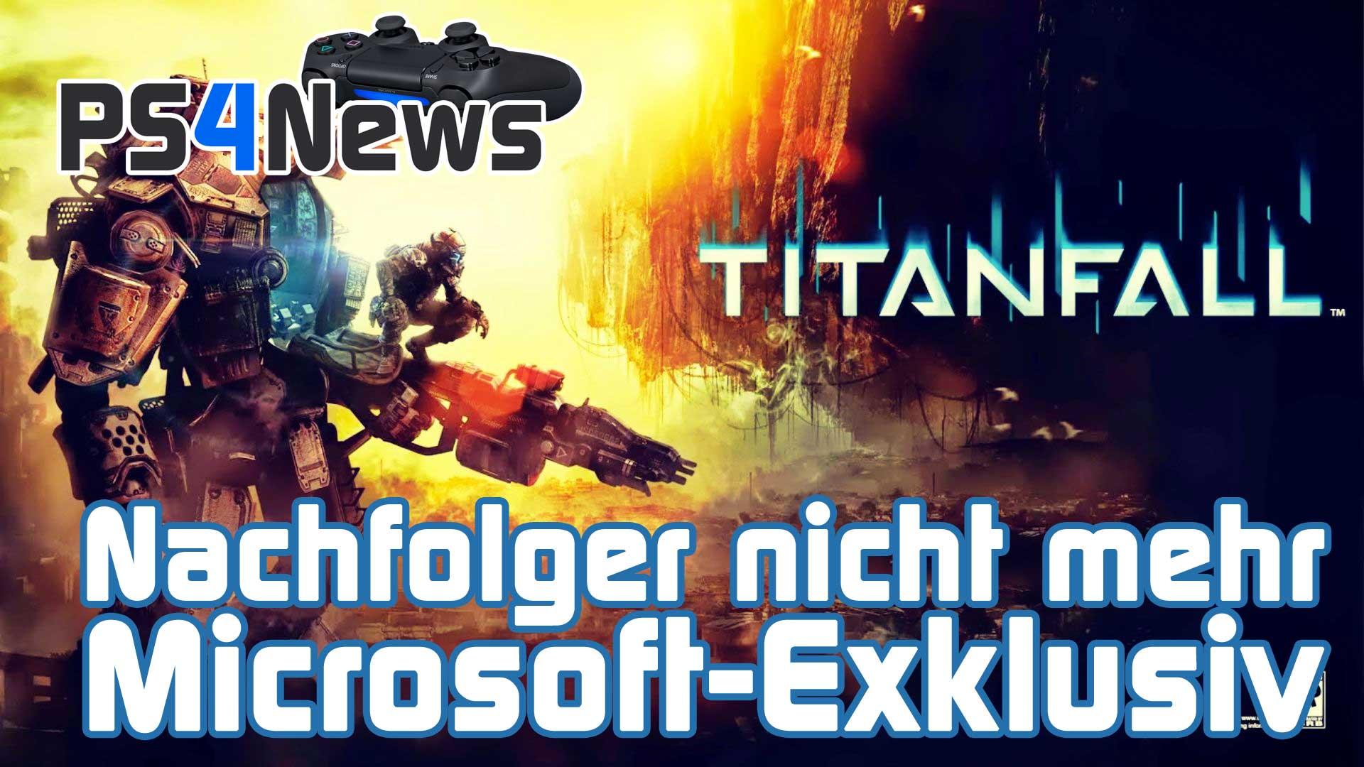 Titanfall 2 scheinbar nicht mehr Microsoft-Exklusiv