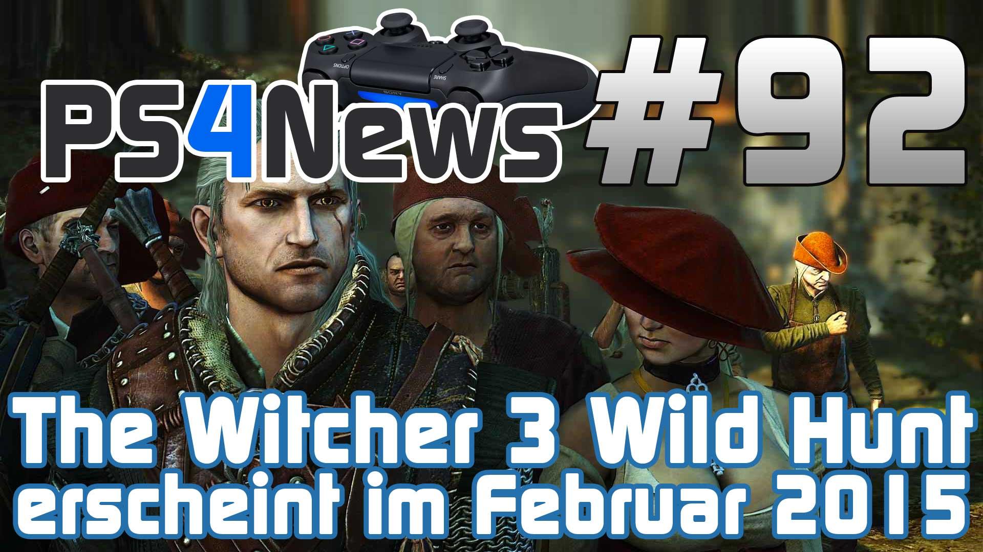 The Witcher 3 Wild Hunt erscheint im Februar 2015