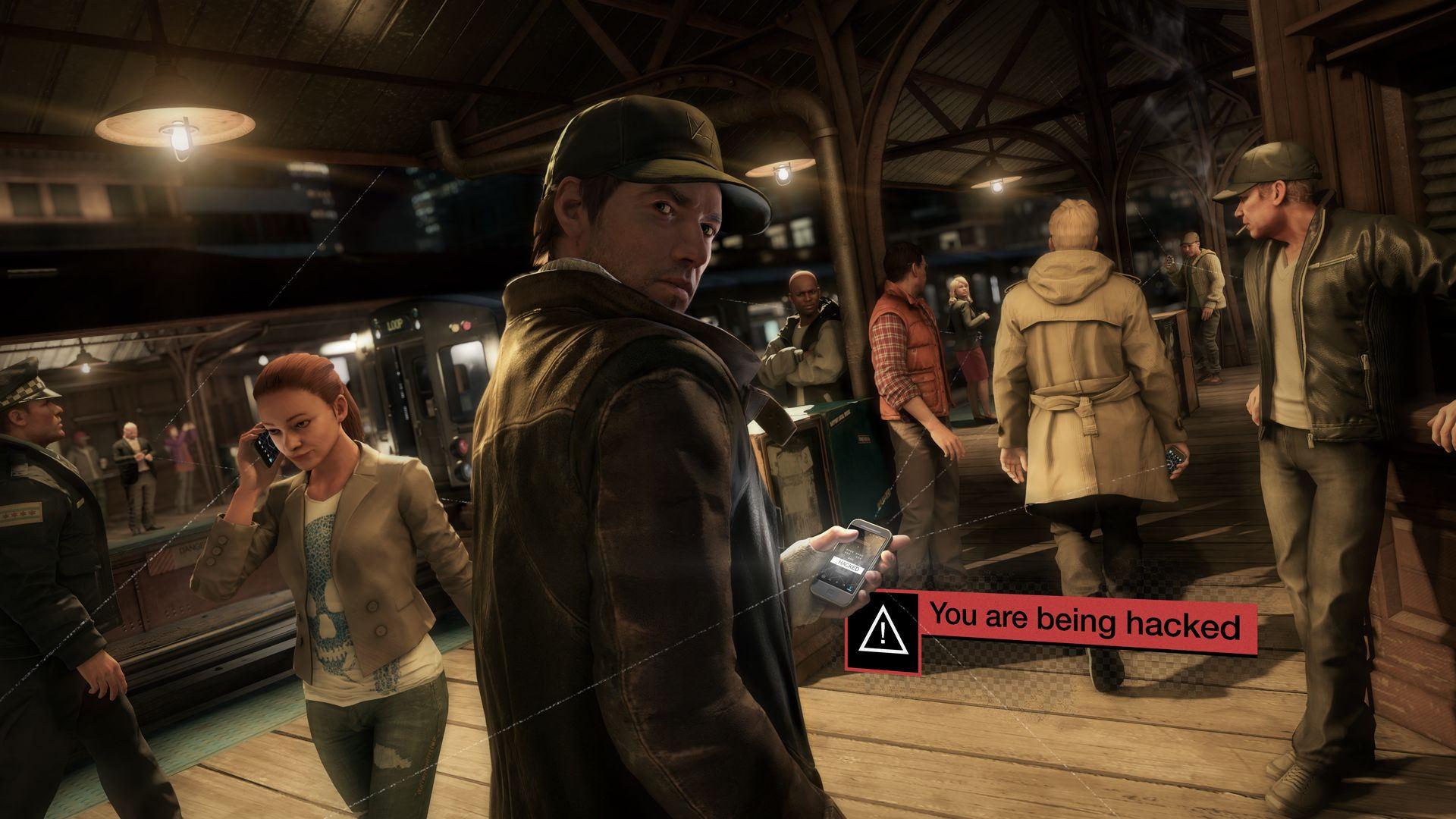 MEMEs in der Spielwelt von Watch Dogs