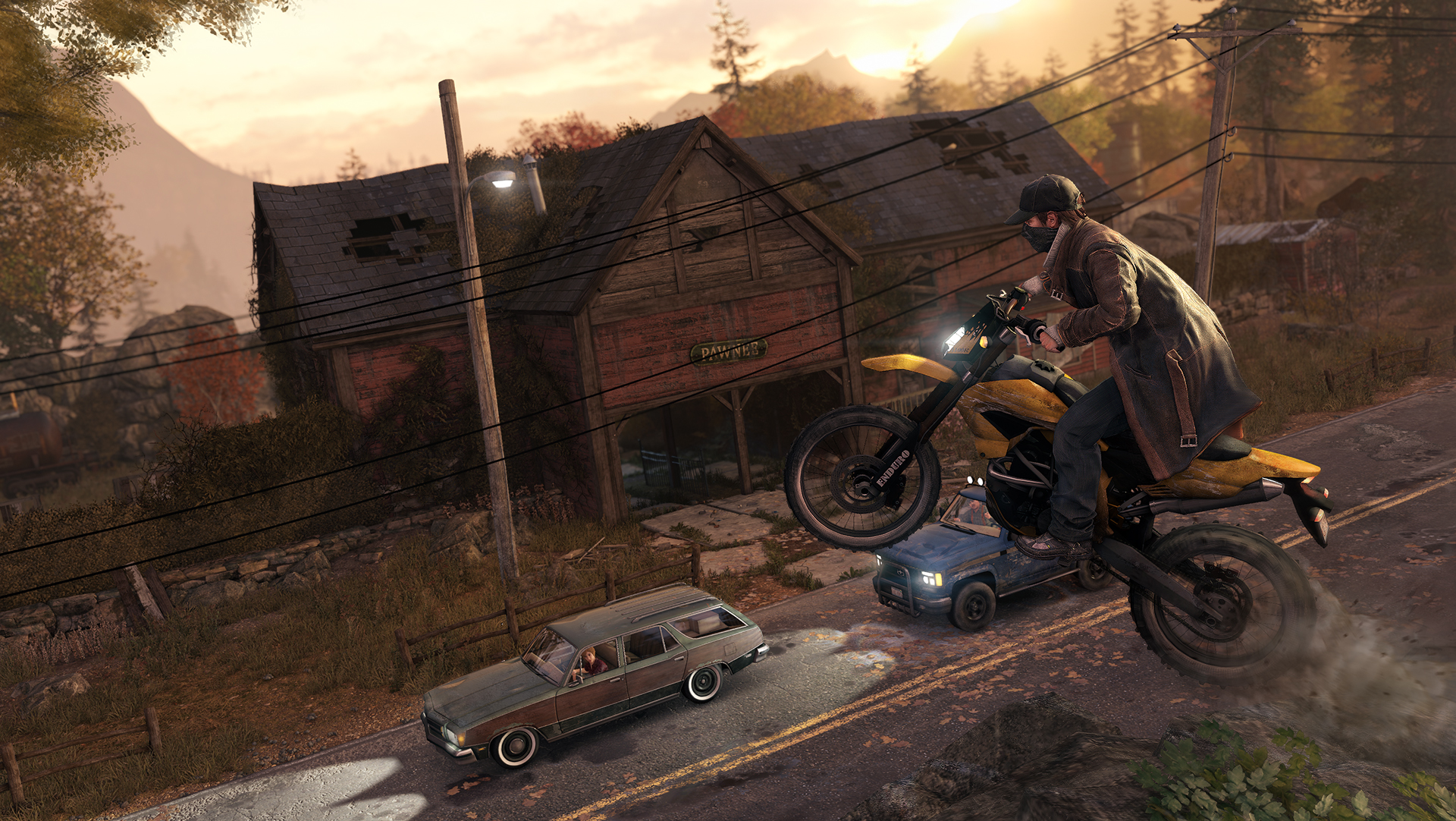 Watch Dogs im neuen Trailer zum Season Pass