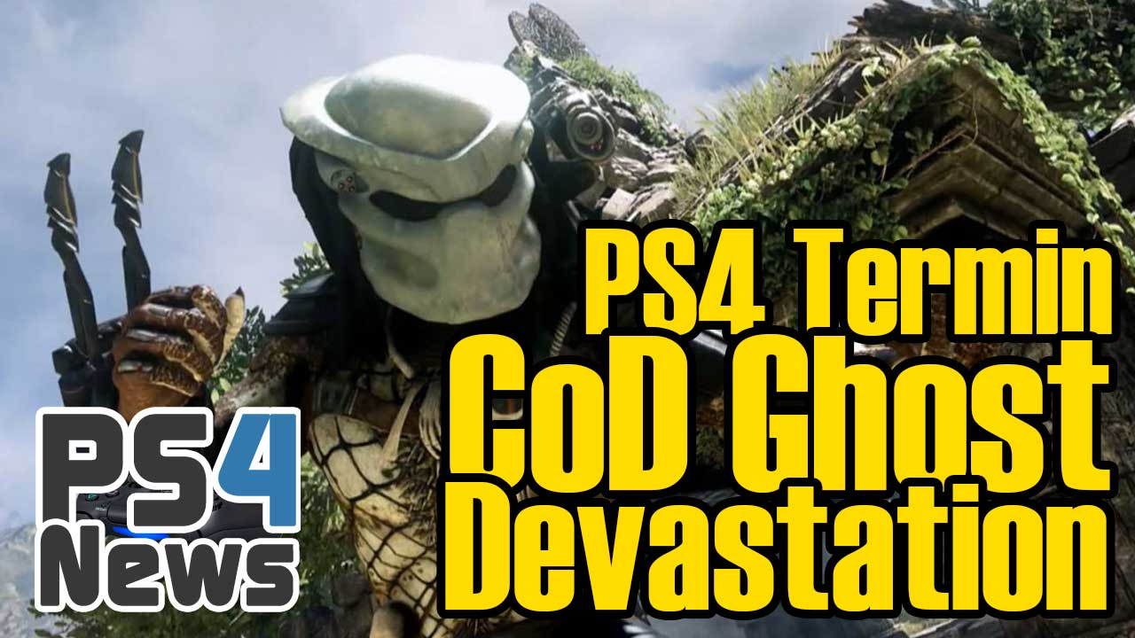 Call of Duty Ghosts Devastation DLC ab 8. Mai für PS4