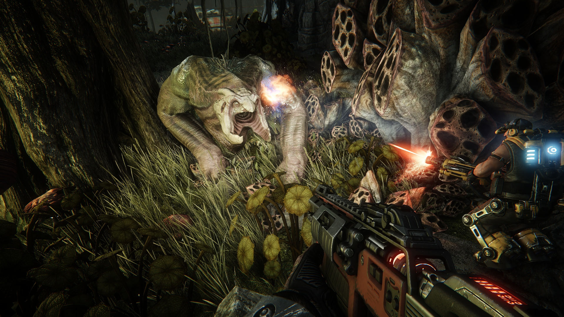 E3 2014: Evolve E3 Stage Demo Gameplay