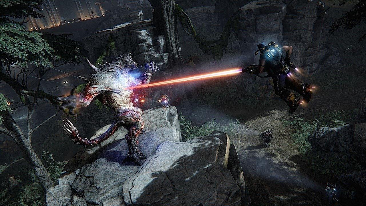 Neues Monster und Offline-Modus für Evolve angekündigt
