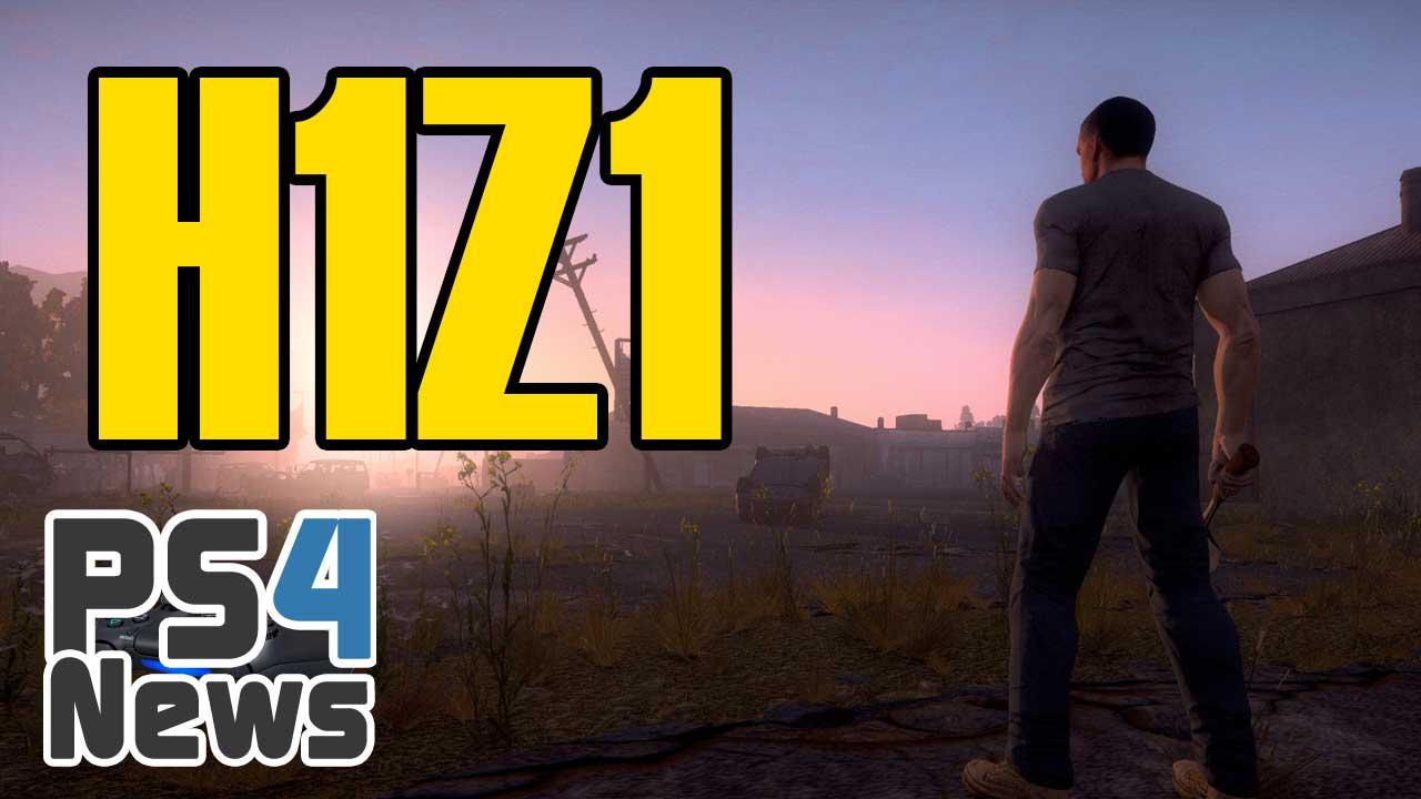 H1Z1 Sony's Zombie Apokalypse kommt auf die PS4