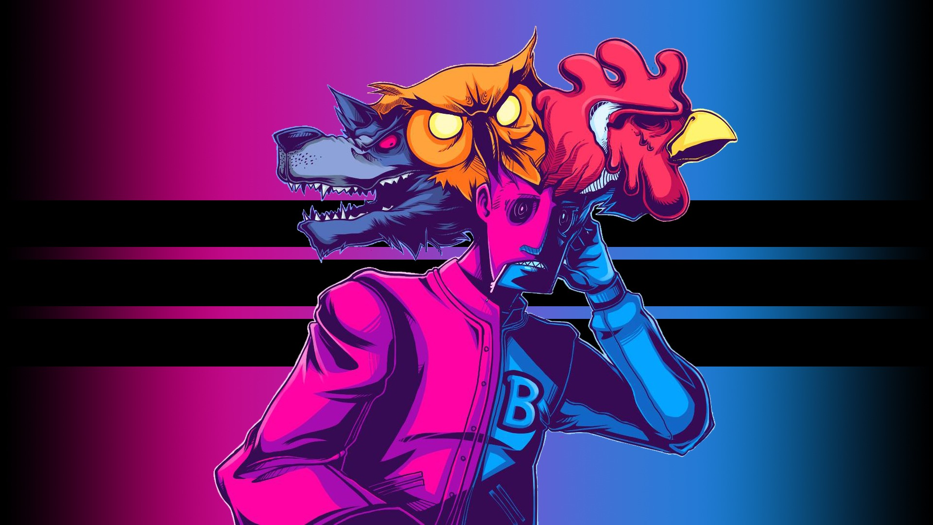 Hotline Miami 2 im Wrong Number- Dial Tone Gameplay-Trailer