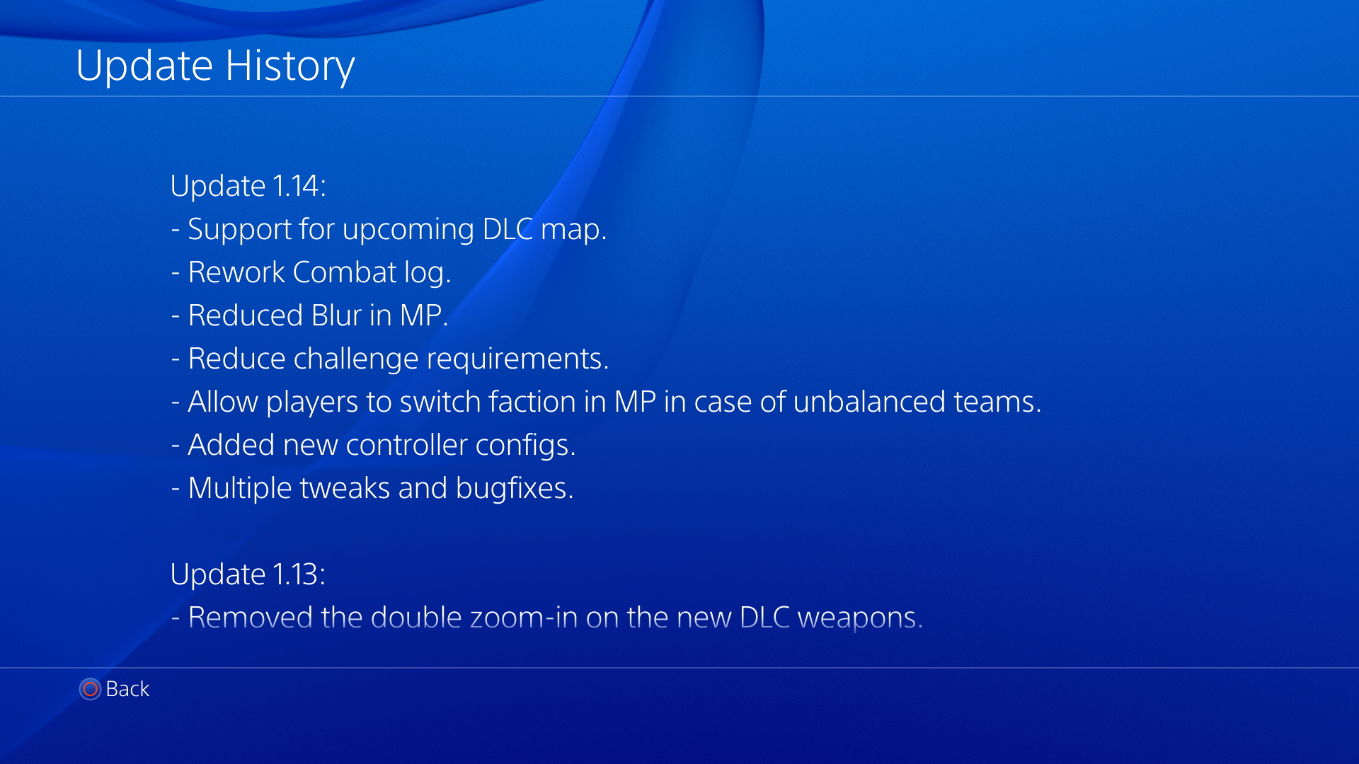 Killzone Shadow Fall Patch 1.14 mit Bugfixes und weniger Blur-Effekt im Multiplayer