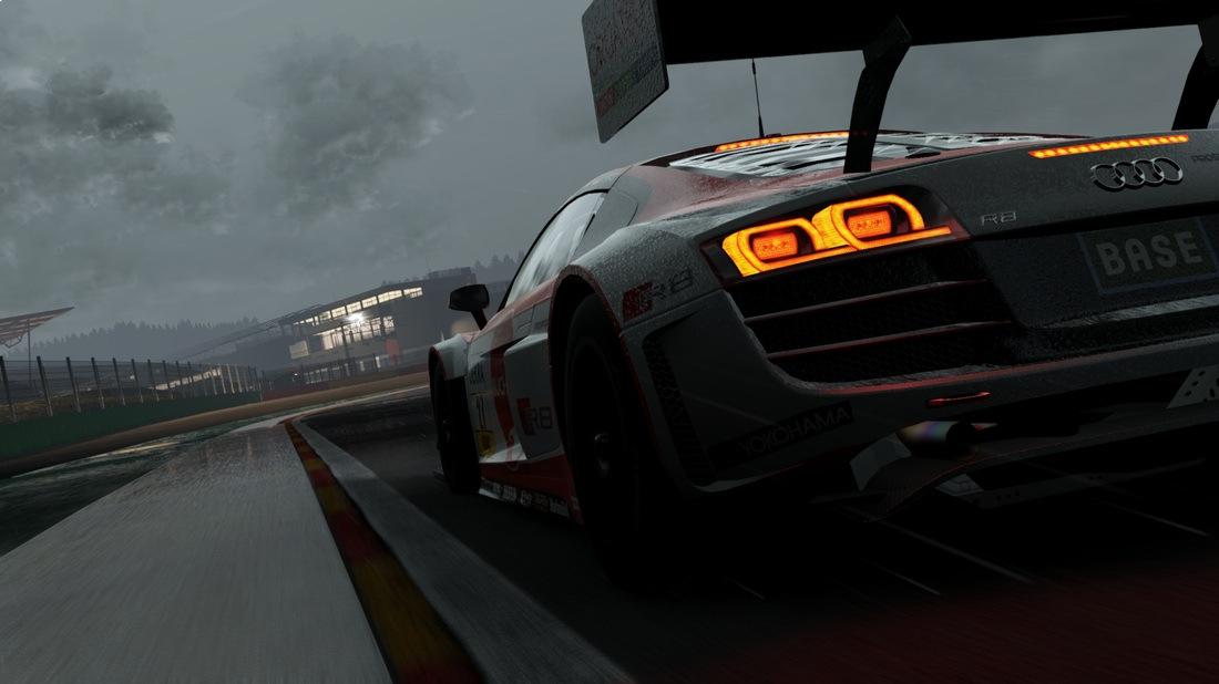 Grafikvergleich: Project Cars auf der PS4 und dem PC