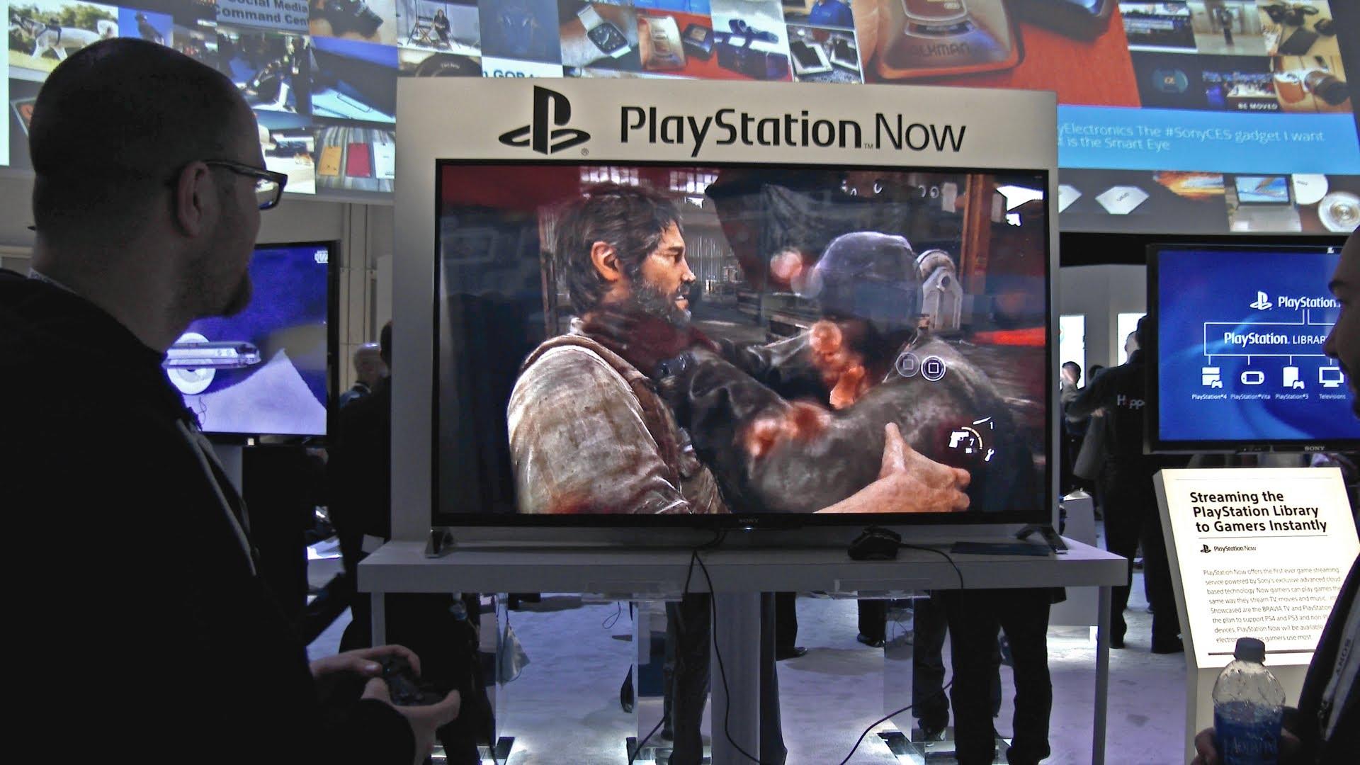Sony Bravia Fernseher mit PlayStation Now Support noch in diesem Jahr