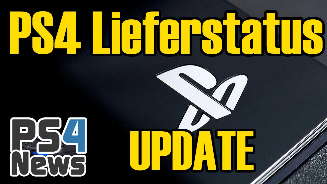 PS4 Lieferstatus Update 4. April 2014