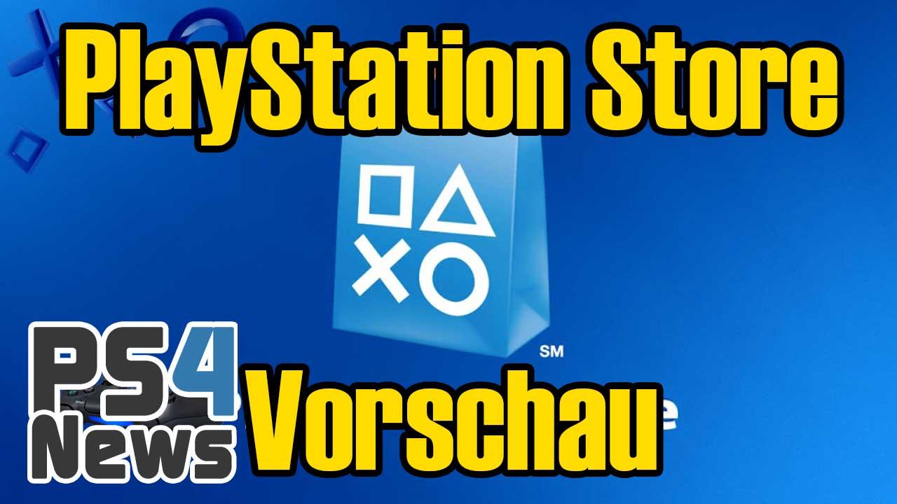 PlayStation Store Vorschau für den 8. April 2014