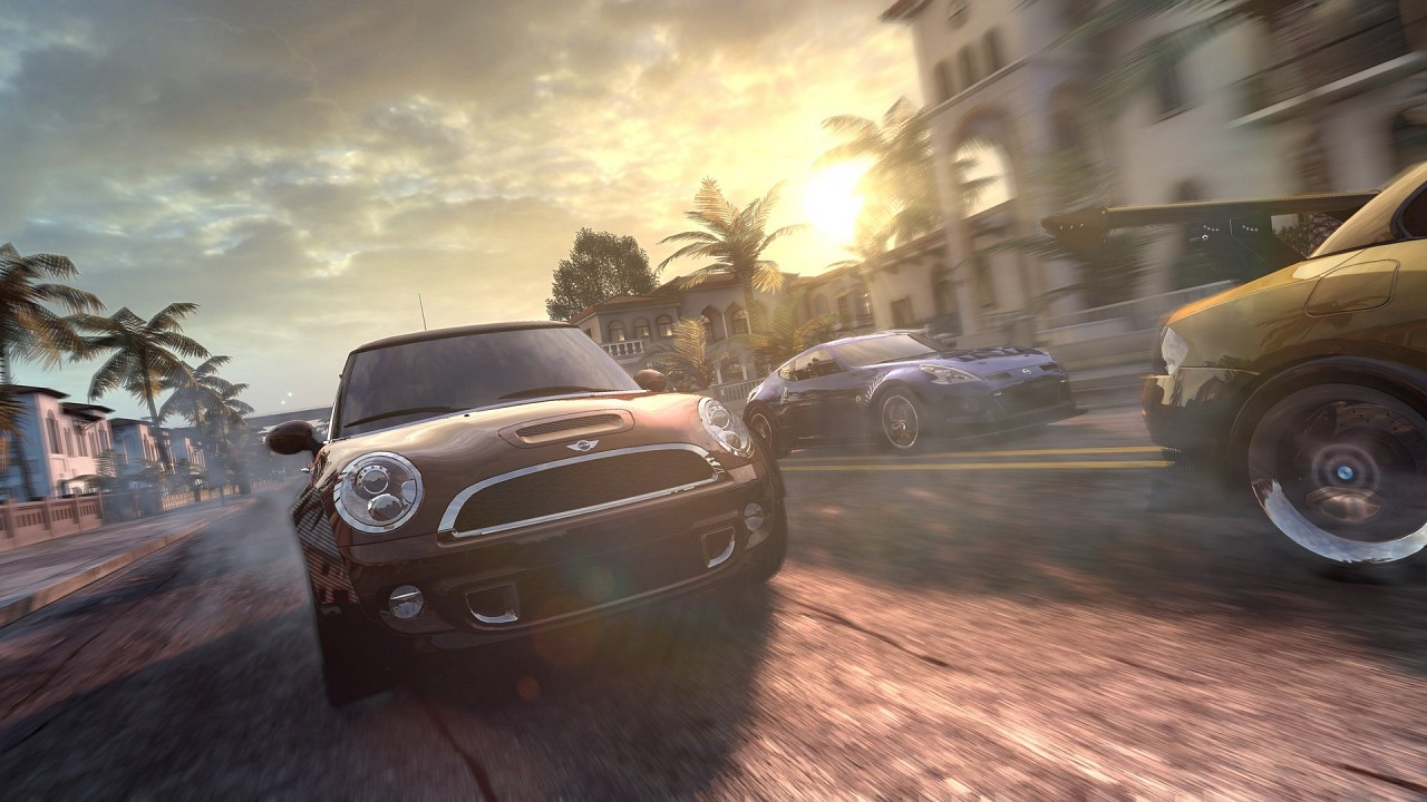 Neue Screenshots zu The Crew