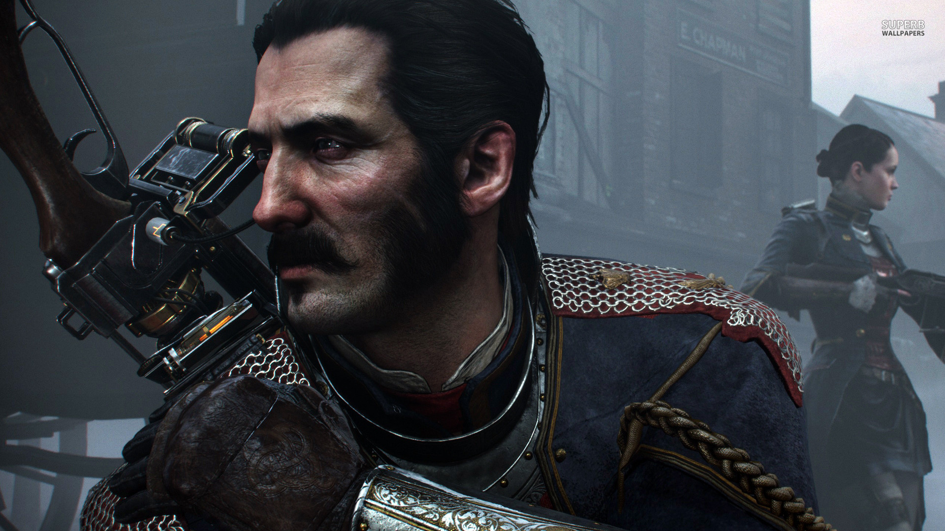 E3 2014: Interview mit dem Creative Director von The Order 1886