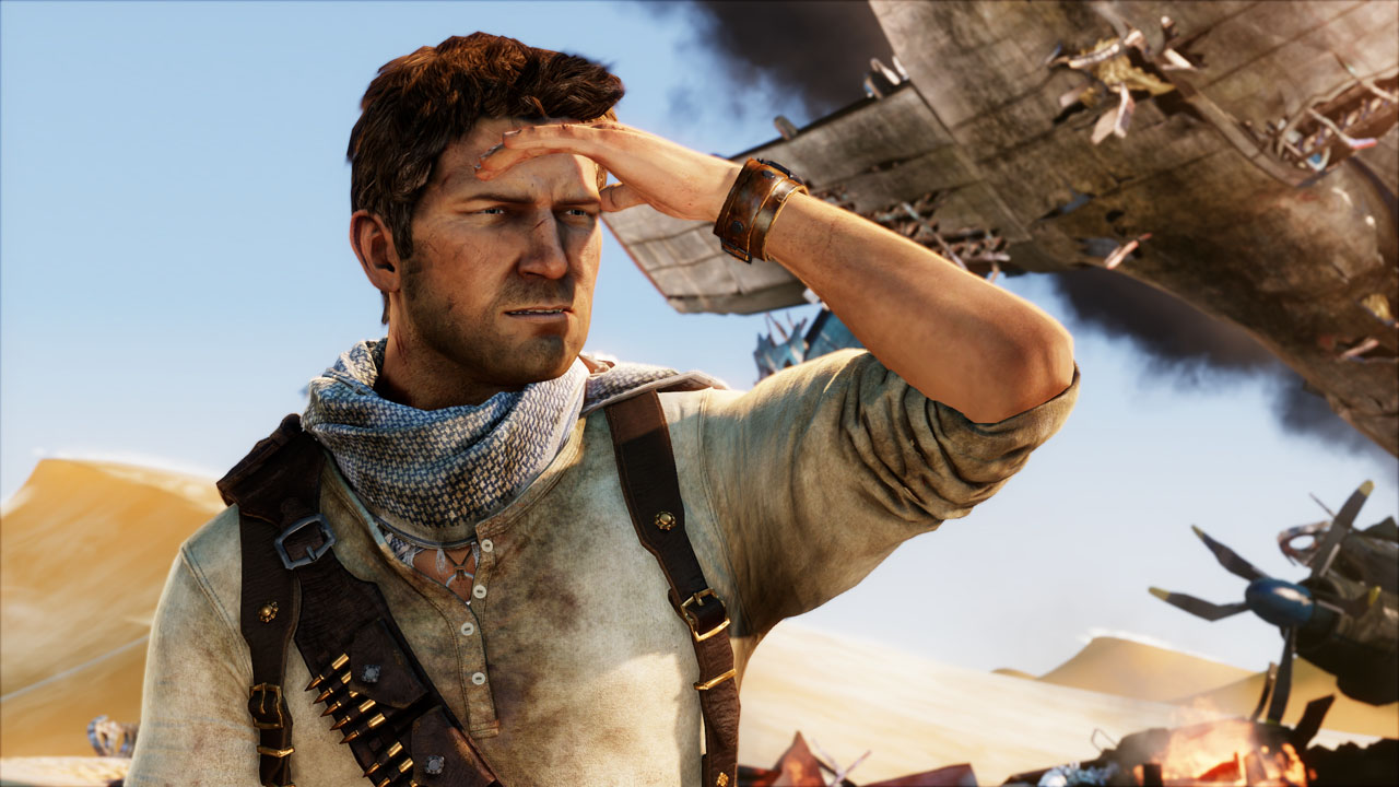 Random Time! Nathan Drake's Transformation in Uncharted 4