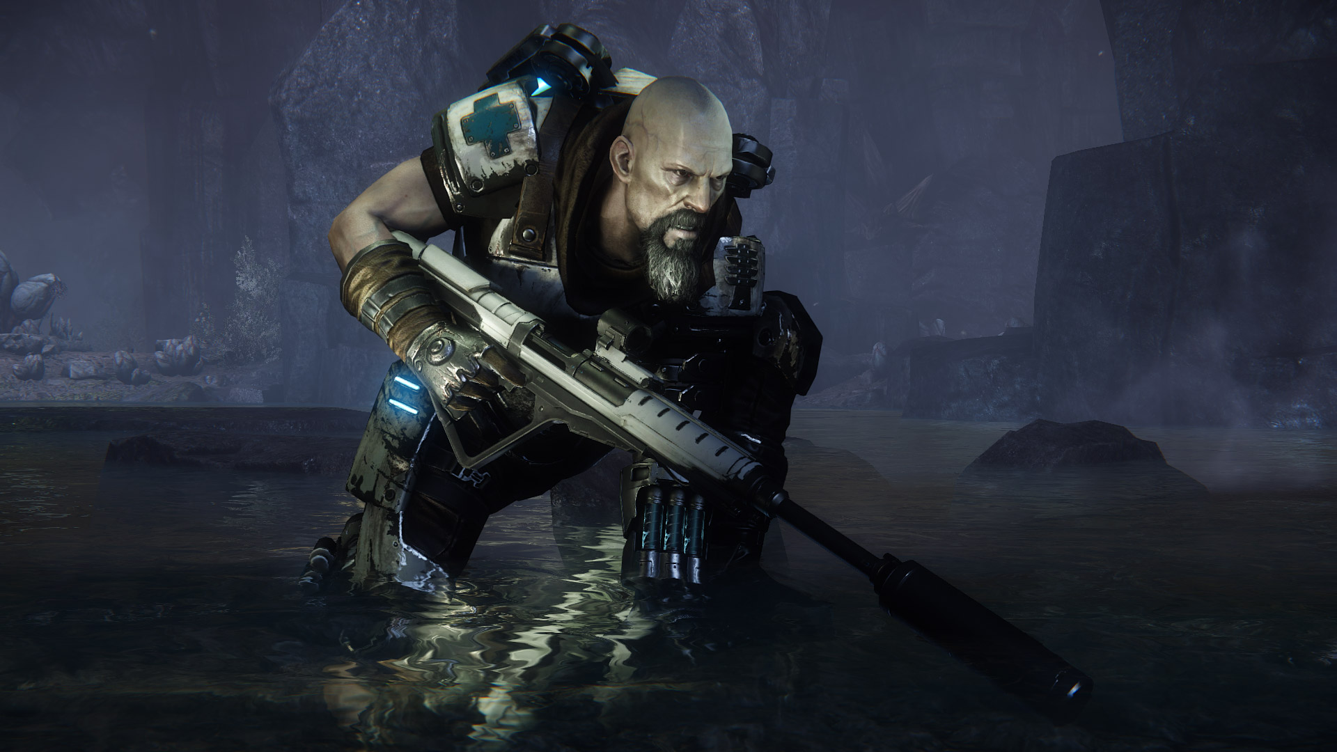 Evolve Alpha-Phase auf PS4 verschoben