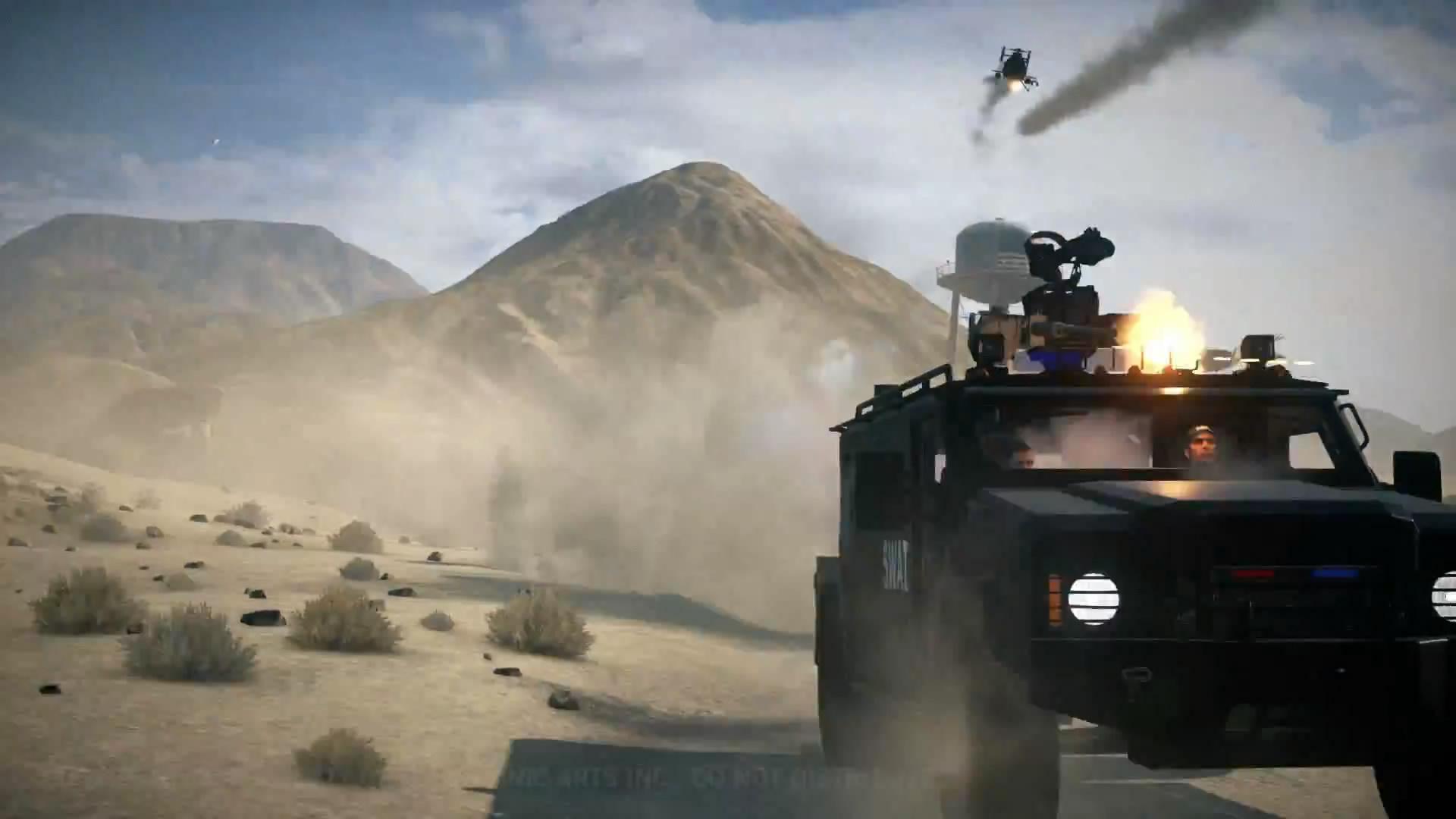 So verlief die Beta zu Battlefield Hardline
