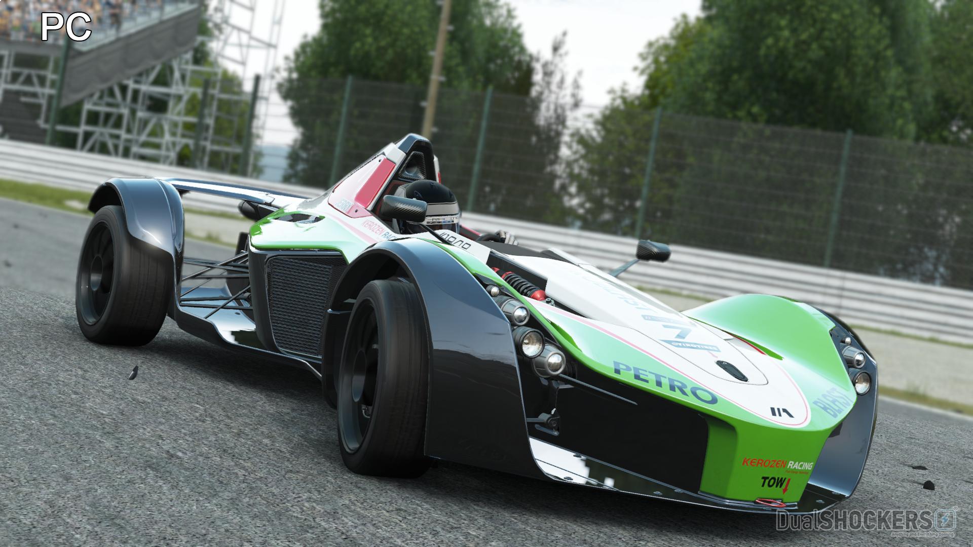 Gamescom 2014: Project CARS Trailer