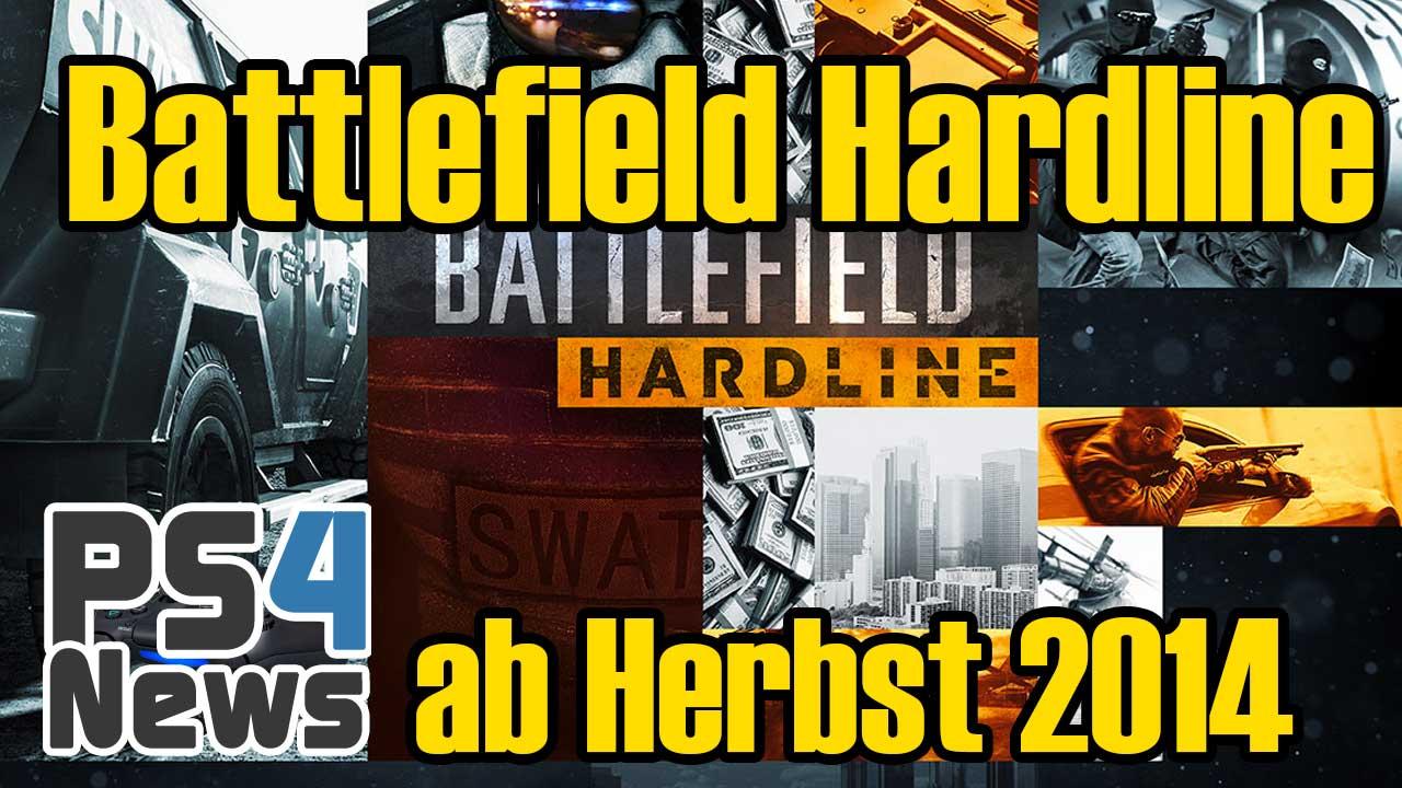 Battlefield Hardline für Herbst 2014 angekündigt