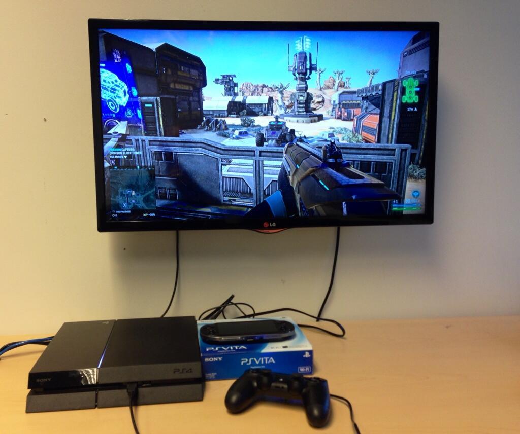 PlanetSide 2 Beta ab Mitte Dezember 2014 für PS4